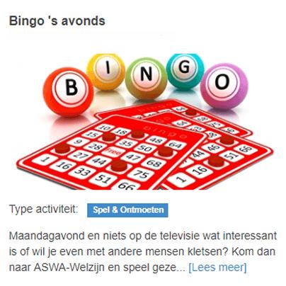 Bingo 's avonds